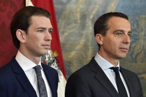 Bundespräsident, Koalition, Regierung, Politische Bewegungen, SPÖ, ÖVP, Politik