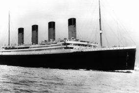 historisch, Titanic