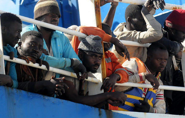 """""""Illegale Migranten werden sich niemals freiwillig melden"""""""