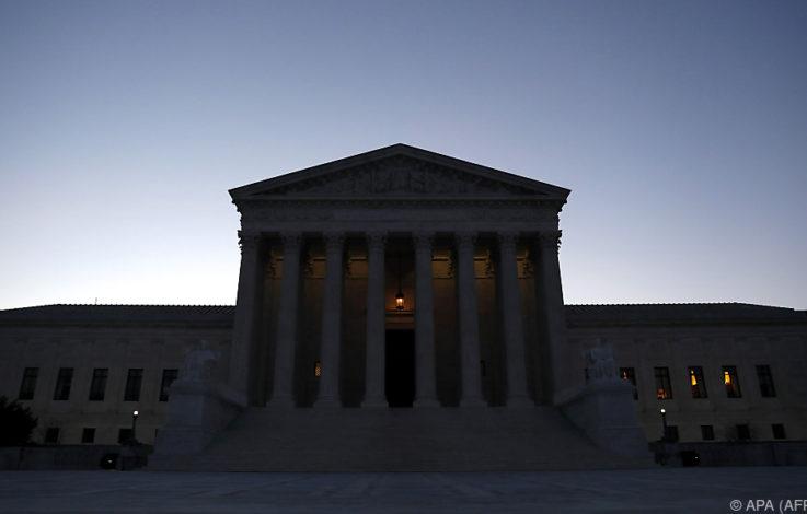 Trumps Einreisestopp kommt vor den Supreme Court