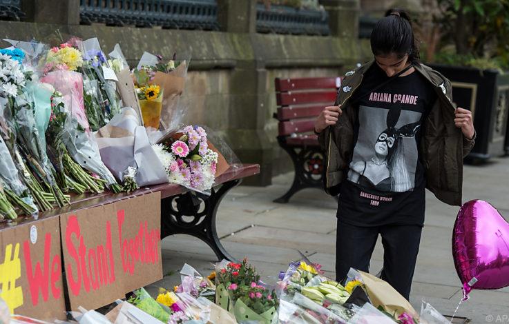 Zwei weitere Festnahmen nach Manchester-Anschlag