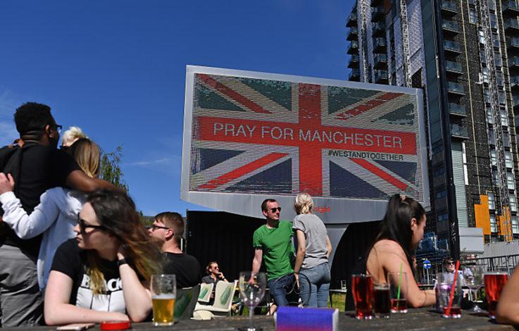 Ermittler in Manchester durchleuchten Terrornetzwerk