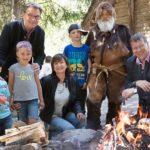 Gut besuchtes Familienfest im Ötzi-Dorf