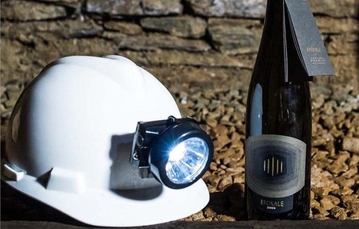 Bergbaumuseum bewährt sich für Weinlagerung
