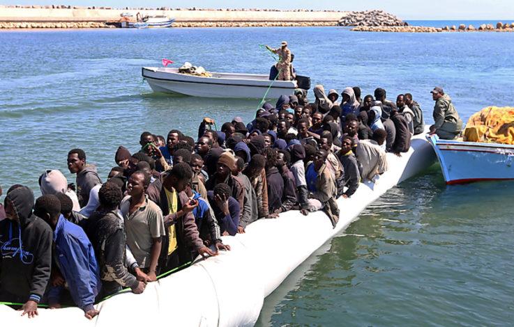"""Weiter Streit über """"Schließung"""" der Mittelmeer-Route"""
