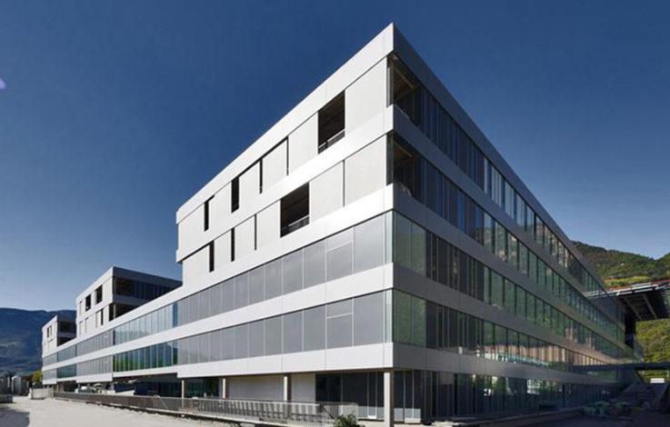Bozner Krankenhaus ist riesige Baustelle