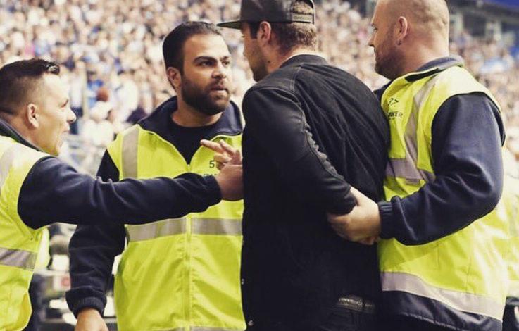 HSV-Ordner erkennen Lasogga nicht: Abgeführt!