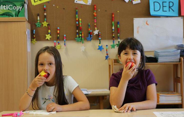 Schulobst-Programm: 11.598 Südtiroler Schüler dabei