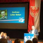 Andreas Leiter Reber nuovo Obmann dei Freiheitlichen