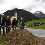Großes Straßenbauprojekt im Pustertal