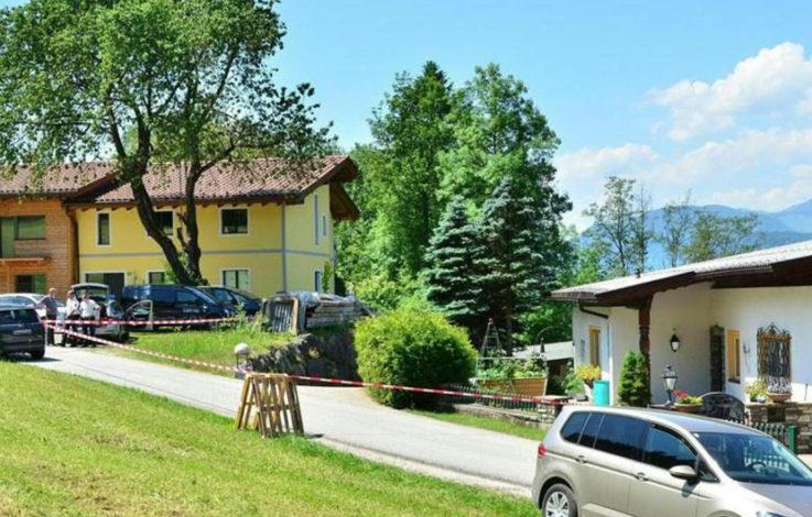Polizei fahndet nach Messerattacke in Tirol nach Täter