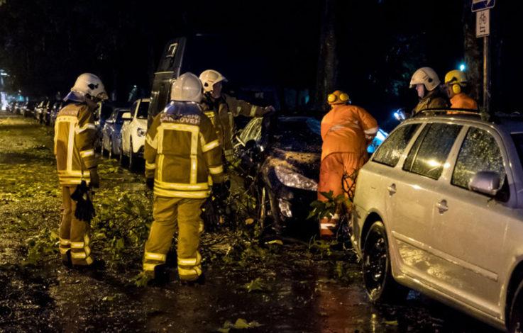 Schwere Unwetter über Deutschland – Mindestens zwei Tote
