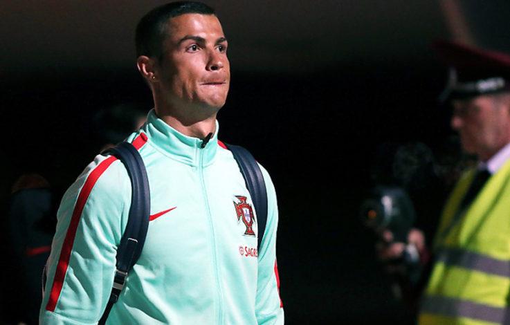 Cristiano Ronaldo - Rätselraten um den Superstar