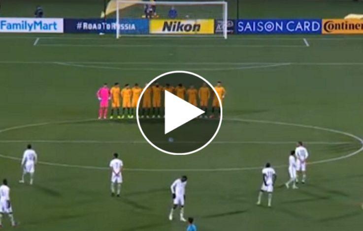WM-Qualifikation: Saudi-Spieler missachten Schweigeminute