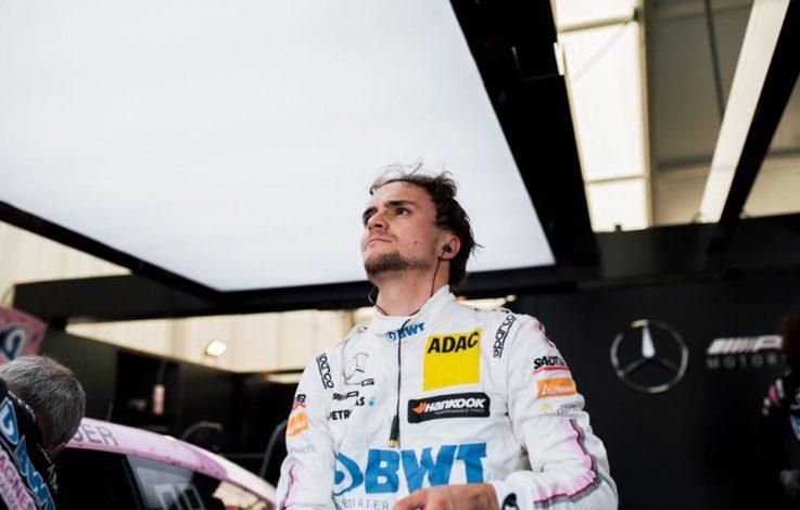 Fix: Lucas Auer erhält Formel-1-Chance
