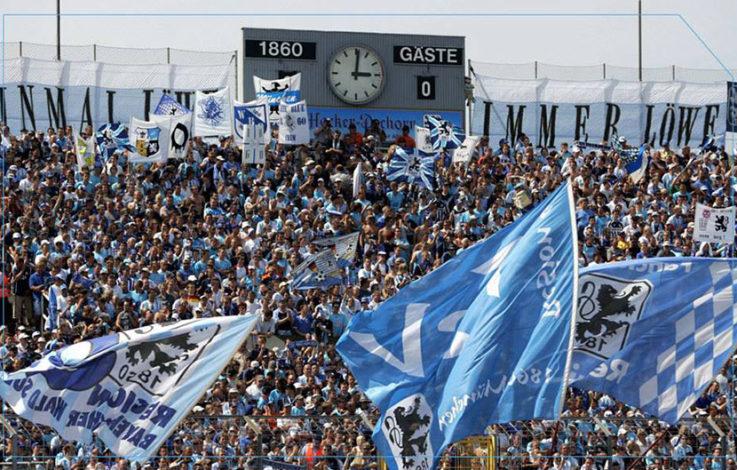 TSV 1860 zurück im Grünwalder Stadion