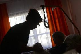 Pflegekräfte werden immer wichtiger