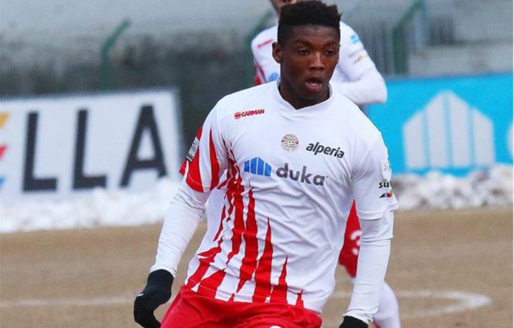 Jeremie Broh bleibt beim FC Südtirol