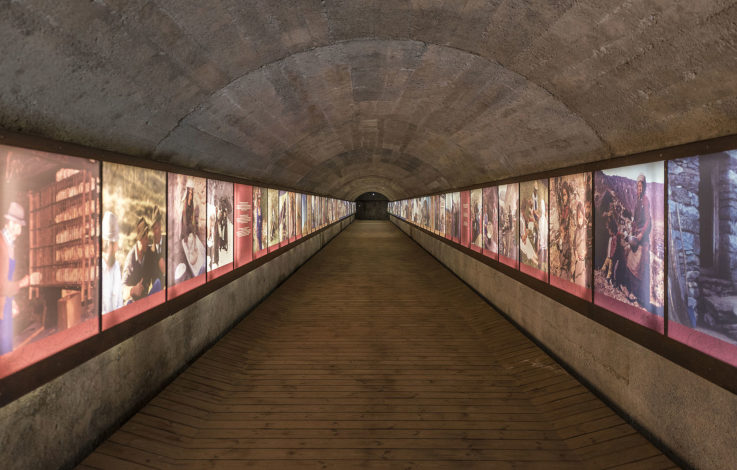 Musei del Tirolo:  il Bunker del Gampenpass