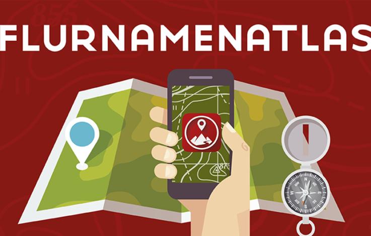 Flurnamenatlas: l'atlante toponomastico in una nuovissima App