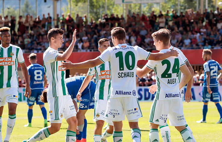 Bundesligasaison startet – Salzburg einmal mehr der Gejagte
