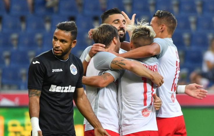 Salzburg in CL-Quali mit 3:0-Heimsieg souverän weiter