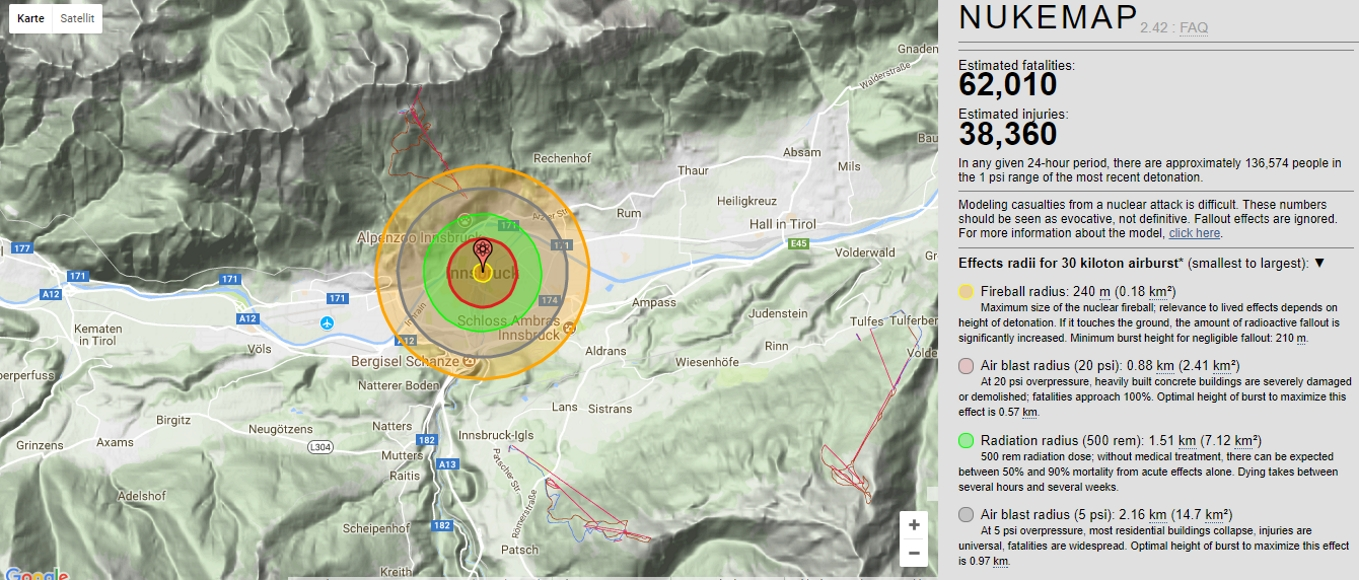 Atomschlag Tirol