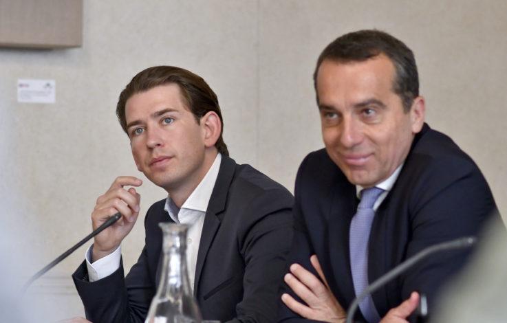 Wahlkampf-Streit zwischen SPÖ und ÖVP