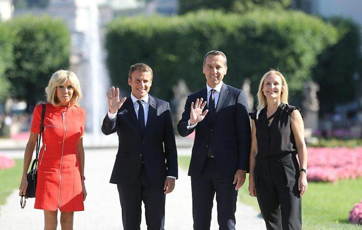 Kompromiss zu Entsenderichtlinie bei Gipfel mit Macron