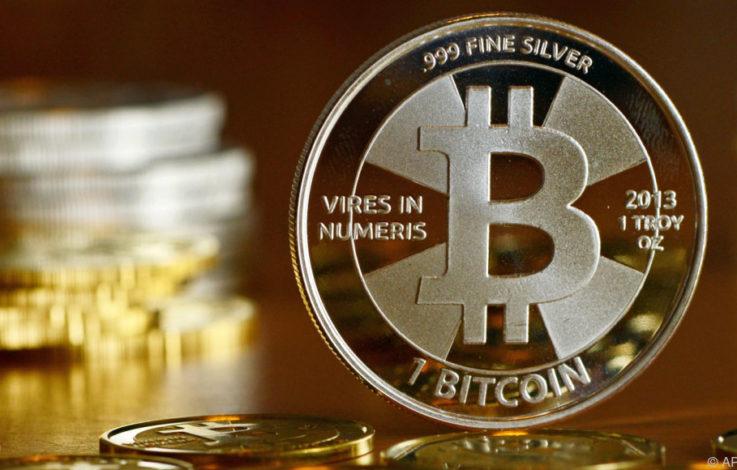 Digitalwährung Bitcoin schießt über 4.000 Dollar
