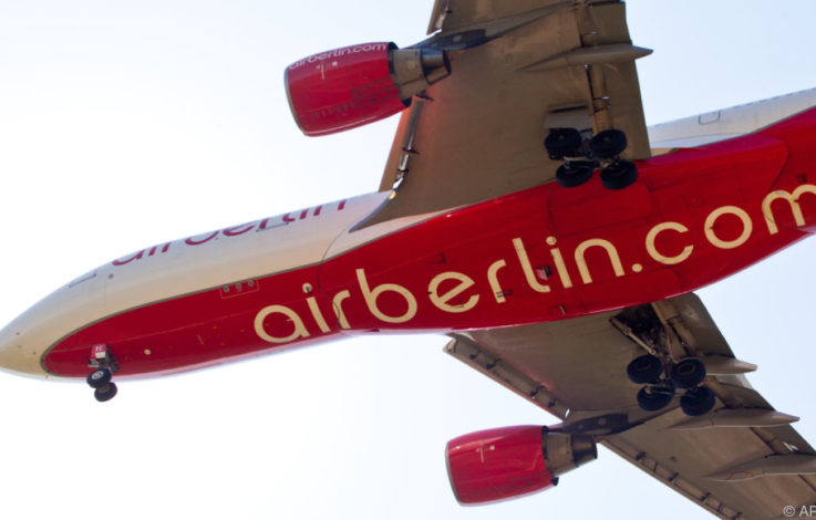 Air Berlin als eigenständige Firma nicht überlebensfähig