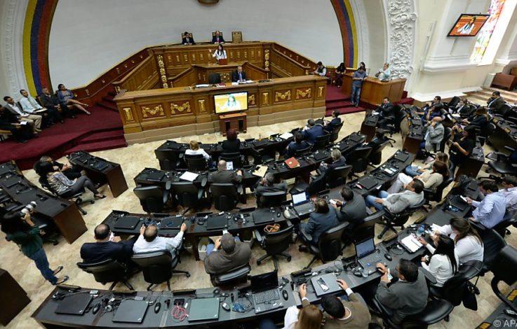 Parlament in Venezuela offiziell entmachtet