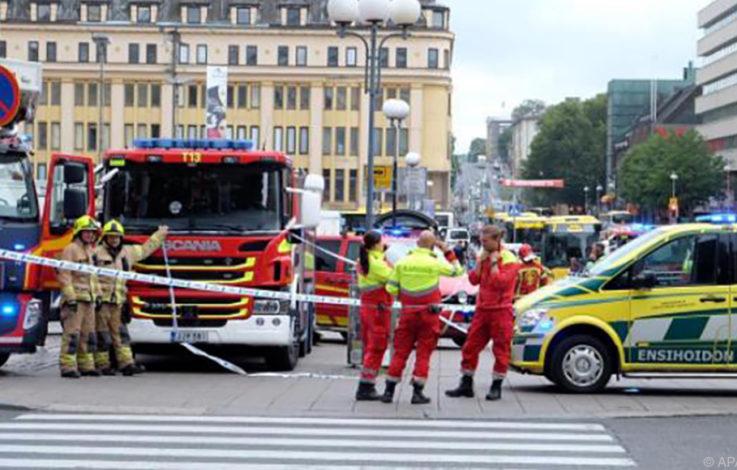 Zwei Tote nach Messerattacke in Finnland