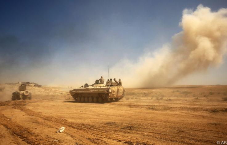 Iraks Armee eroberte Viertel von Tal Afar vom IS zurück