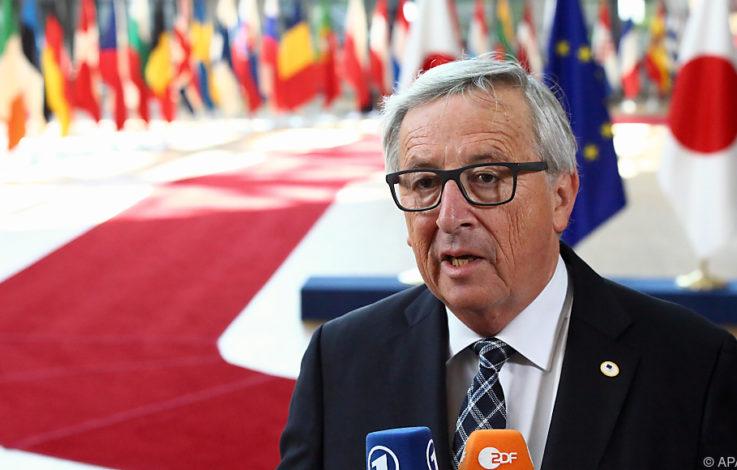 """Catalunya indipendente: Juncker """"Rispetteremo l'esito del referendum"""""""