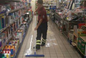 Überschwemmung Bozen
