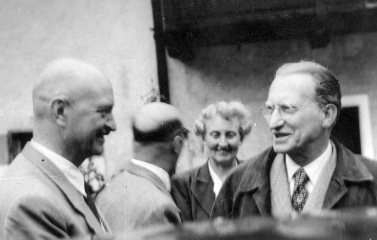 Konspirative politische Händel zu Ungunsten Südtirols