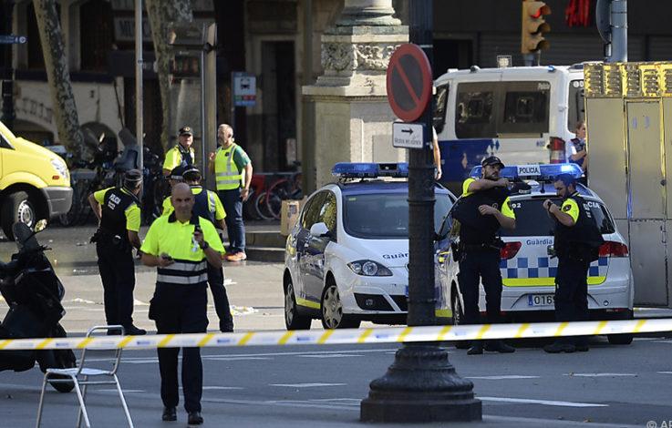 Angreifer von Barcelona könnte noch am Leben sein