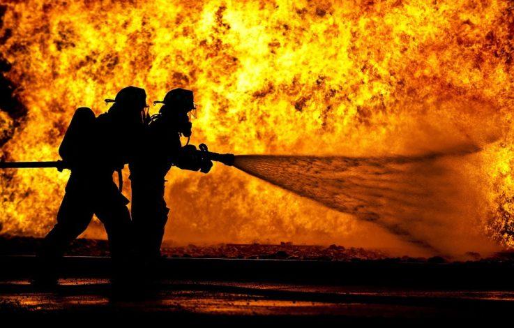 Großeinsatz wegen Feuer im Brennerbasistunnel