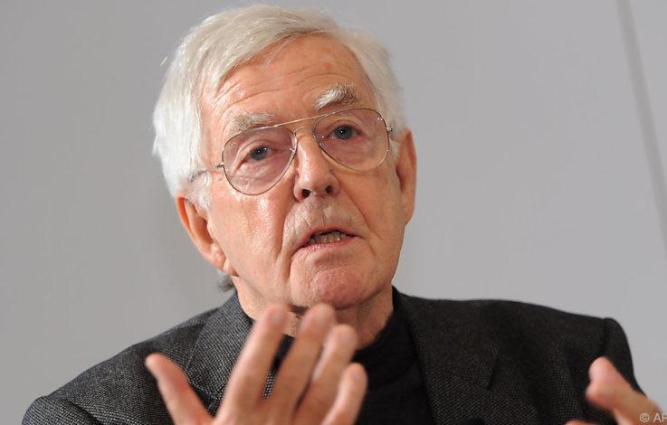 Stararchitekt Albert Speer junior gestorben