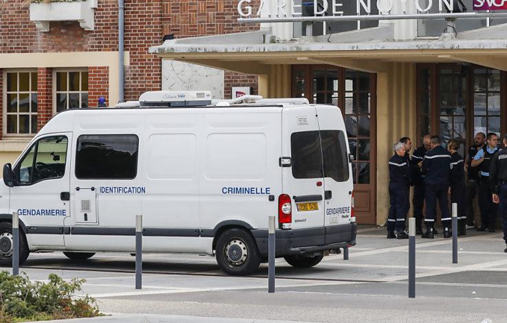 Französischer Polizist tötete seine Frau und zwei Kinder