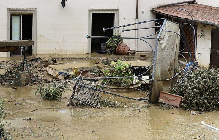 Unwetter in Kroatien – Stadt Zadar unter Wasser