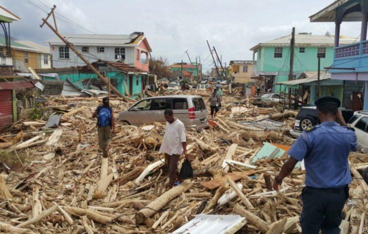 """""""Eine zerstörte Insel"""": """"Maria"""" verwüstet Puerto Rico"""