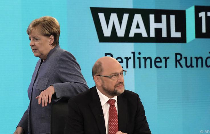 Rekordverlust für deutsche Regierungsparteien