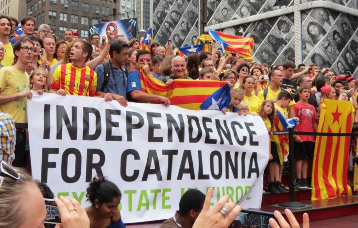 EU ruft Madrid und Barcelona zum