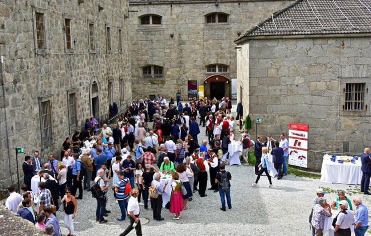 150 Jahre Brennerbahn: Ausstellung in Franzensfeste