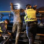 Mehrere Afrikaner auf Güterzügen entdeckt