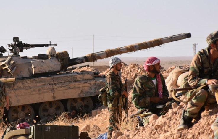 """""""Islamischer Staat"""" gerät in Syrien immer weiter unter Druck"""