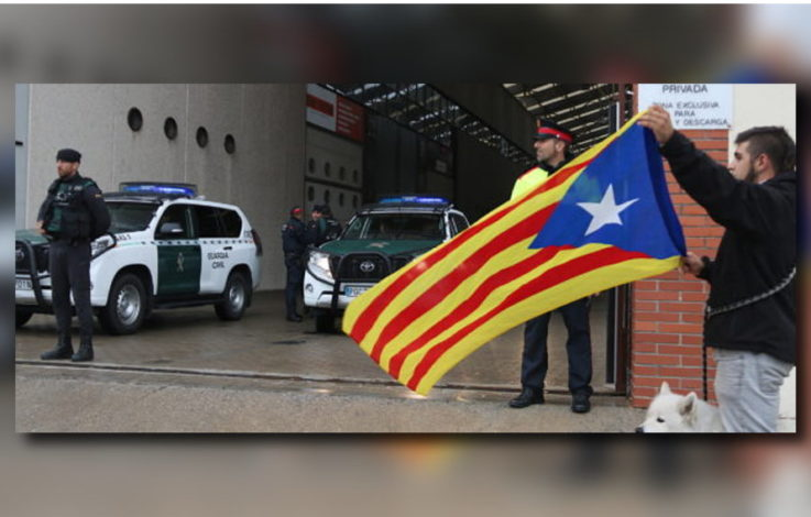 Katalanen heben massenweise Geld von Banken ab