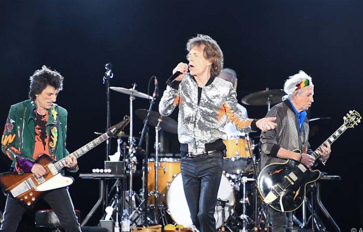 Rolling Stones bei Tournee-Auftakt gefeiert